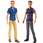 more details on Barbie Fashionistas Boy Dolls.