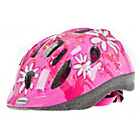 more details on Raleigh Mystery 52-56cm Bike Helmet - Pink Flowers.