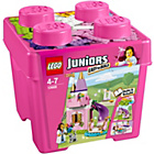 more details on LEGO® Juniors Princess Small Brick Box Playset - 10668.