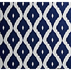 more details on Graham and Brown Wallpaper Ikat Blue.