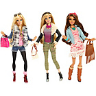 more details on Barbie Lux Fashion Doll Assortment.