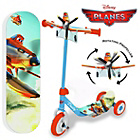 more details on Disney Planes Tri Scooter.