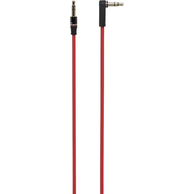 buy beats by dre headphone cable red at your online shop for audio accessories. Black Bedroom Furniture Sets. Home Design Ideas