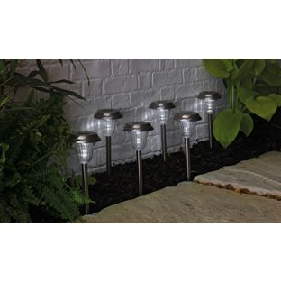 Tiffany Style Solar Lights - Set of 6 (was ?34.99) now ?13.99 at Argos (links to more in 1st ...