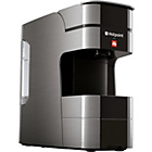 more details on Hotpoint Illy Stainless Steel Espresso Coffee Maker - Grey.