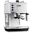more details on De'Longhi Scultura Coffee Machine - White.