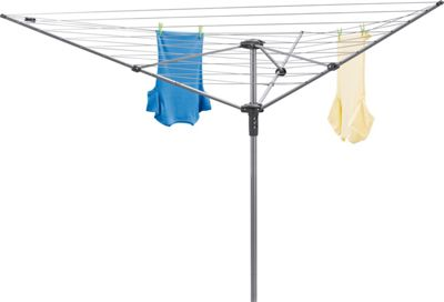 Addis 40m 3-Arm Rotary Clothes Airer