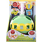 more details on In The Night Garden Spinning Shape Sorter Carriage.
