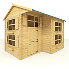 more details on BillyOh Double Storey Log Cabin Den Playhouse.