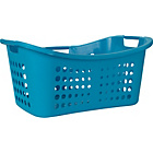 more details on ColourMatch Laundry Basket - Fiesta Blue.