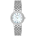 more details on Citizen Ladies' Eco-Drive Swarovski Crystal Bracelet Watch.