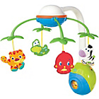more details on Bright Starts Soothing Safari 2 in 1 Baby Mobile.