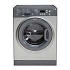 more details on Hotpoint WMXTF942G 9KG 1400 Spin Washing Machine - Graphite.