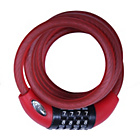 more details on Squire 180mm x 10mm 216 Cable Combi - Red.