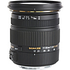 more details on Sigma 17-50mm f/2.8 EX DC OS Satbilised HSM - Canon Fit Lens