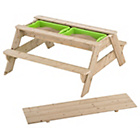more details on TP Toys Deluxe Picnic Table Sandpit.