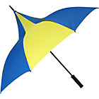 more details on Happy Days Sports Umbrella - Blue and Yellow.