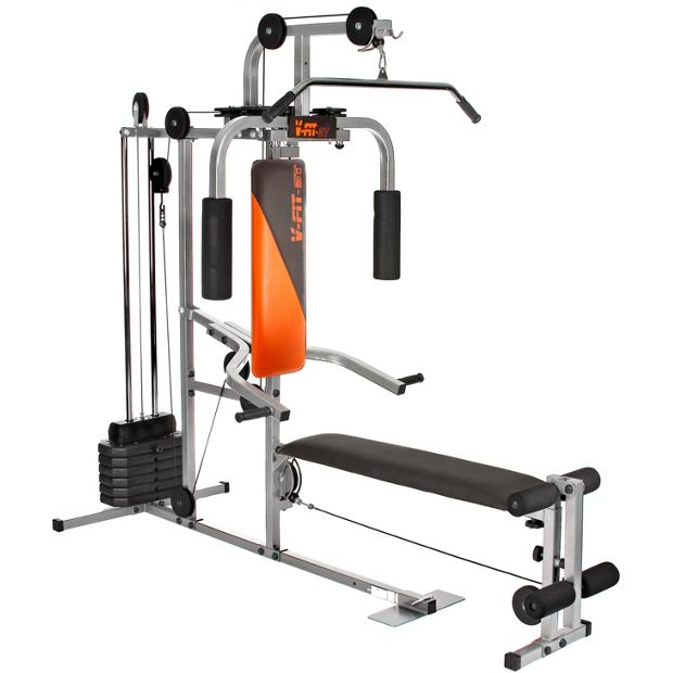 Buy v fit lgf herculean cobra home gym at argos