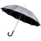 more details on Cambridge Walker Umbrella - Silver.