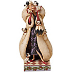 more details on Disney Traditions Fur-Lined Diva Cruella de Vil Figurine.