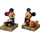 more details on Disney Traditions Mickey and Minnie Mouse Bookends.