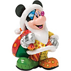 more details on Disney Britto Mickey Mouse Christmas Figurine.