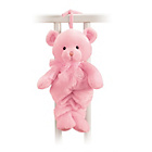 more details on Gund Pull string Musical Stuffed Toy - Pink.