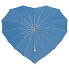 more details on Heart Umbrella - Sky Blue.