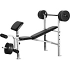 more details on Pro Fitness Exercise Bench with 30kg Weights.