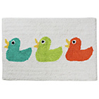 more details on Ducks Motif Bath Mat.