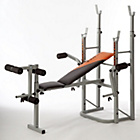 more details on V-fit Herculean STB 09-4 Folding Workout Bench.