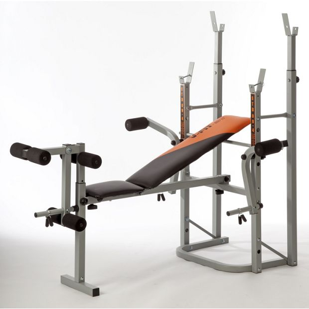Buy V Fit Herculean Stb 09 4 Folding Workout Bench At Your Online Shop For