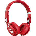 more details on Beats by Dre Mixr Over-Ear Headphones - Red.