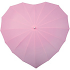 more details on Heart Umbrella - Soft Pink.