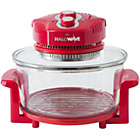 more details on JML Halowave Halogen Oven - Red.