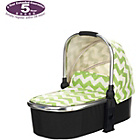 more details on Obaby Chase Carrycot - ZigZag Lime.