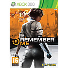 more details on Remember Me Xbox 360 Game.