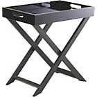 more details on Habitat Oken Small Occasional Table - Black.