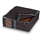 more details on Brown Peva 2 Piece Blanket Storage Set - Small.