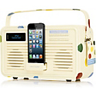more details on View Quest Emma Bridgewater DAB+ Radio with Lightning Dock.
