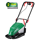 more details on Qualcast Corded Hover Collect Lawnmower - 1500W.