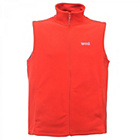 more details on Regatta Men's Tobias Bodywarmer ‑ Red.