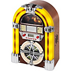 more details on Itek Wood Jukebox with CD and Radio.