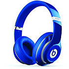 more details on Beats by Dre Studio Headphones - Blue.