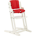 more details on BabyDan Danchair Comfort Cushion - Red.
