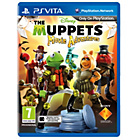 more details on The Muppets PS VITA Game.
