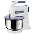 more details on Kenwood HM680 Chefette Hand Mixer with Stand - White.