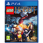 more details on LEGO® Hobbit: The Videogame PS4.
