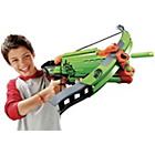 more details on Nerf Zombie Strike CrossFire Bow Blaster