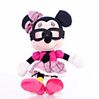 more details on Disney 10 Inch I Love Minnie Geek Soft Plush Toy.